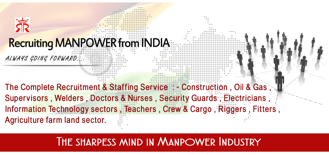 RREnterprises in - OVERSEAS RECRUITMENT FROM INDIA | MANPOWER FROM